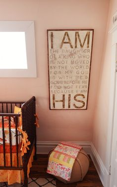 Project Nursery - I AM HIS