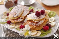Amerikanische Pancakes, ein sehr schönes Rezept aus der Kategorie Dessert. Bewertungen: 1.486. Durchschnitt: Ø 4,7.