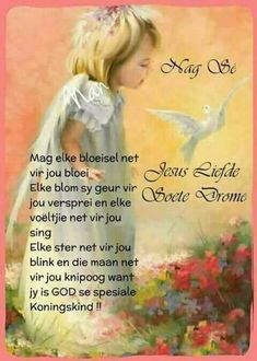 Evening Greetings, Afrikaanse Quotes, Goeie Nag, Goeie More, Prayer Board, Day Wishes, Good Night, Qoutes, Poems