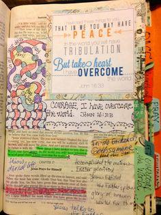 Vintage Grace: Bible Marginalia- Informational and Formational