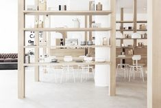 April and May: 1or2 cafe by Norm Architects