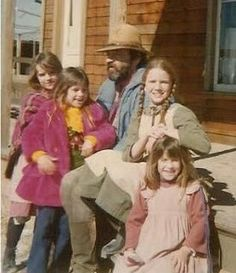 Mr. Edwards, Laura, the two Carrie's, and Alisha Edwards.