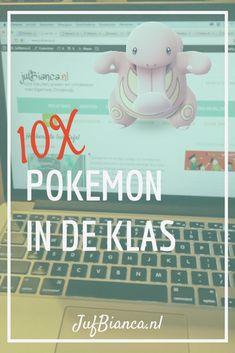 Zoek jij ideeën om na de zomervakantie met Pokemon Go in de klas aan de slag te gaan? Juf Bianca verzamelde 10 ideeën die je kunnen helpen!