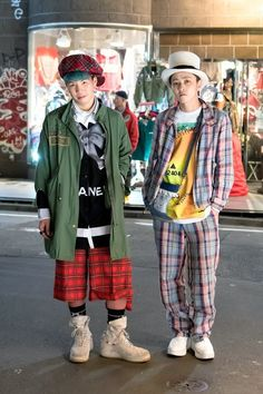 The Best Street Style From Tokyo Fashion Week Fall 2017