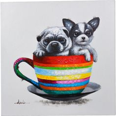 Childrens Art,Animals Canvas Art: Free Shipping on orders over $45 at…