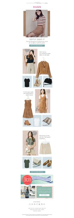 trend suede email