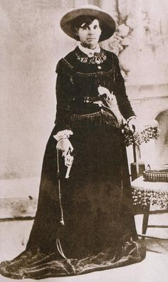Myra Maybelle Shirley Reed Starr (February 5, 1848 – February 3, 1889), better known as Belle Starr, was a notorious American outlaw, born in Carthage, Missouri