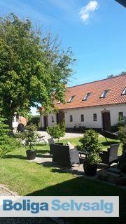 Hemmed Kirkevej 30, Rimsø, 8500 Grenaa - Præsentabel landbrugsejendom #landejendom #grenaa #selvsalg #boligsalg #boligdk