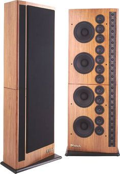 McIntosh XR290 Speaker System. 7 feet tall.
