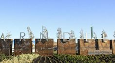 Metal Fabricated Signs Melbourne | Laser Cut Metal Signage | Pierre Le Roux Design