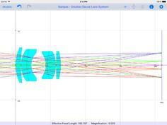 Kamyar Ghandi   Education   iPad   RayLab $0.00   ver.1.07  $1.99   RayLab is an application for design and simulation of optics. It can be used either as a learning tool or for design of real optical systems.Key ...
