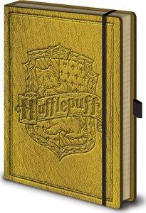 Harry Potter (Hufflepuff) Premium A5 Notebook