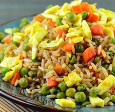 Copycat Benihana Japanese Fried Rice:Fried Rice The BEST recipe I have ever come across for fried rice. It never fails and my family Rice Recipes, Asian Recipes, Cooking Recipes, Ethnic Recipes, Asian Foods, Chinese Recipes, Copycat Recipes, Japanese Recipes, Oriental Recipes
