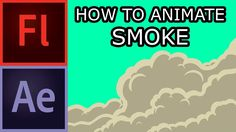 After effects cartoon smoke tutorial