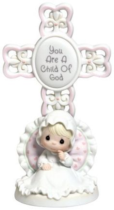 "Precious Moments """"You Are A Child of God"""" Figurine"