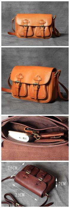 Two point adjustable and detachable leather shoulder strap with signature PISIDIA clasps Zip top closure Leather handles with leather base Leather Briefcase, Leather Crossbody Bag, Leather Backpack, Fashion Handbags, Fashion Bags, Luxury Handbags, Leather Bags Handmade, Handmade Bags, Tote Purse