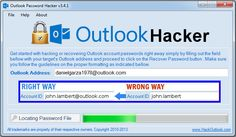 Outlook Password Hacker 3.4.1 Free Download  http://www.onllines.com/outlook-password-hacker-3-4-1-free-download/  Outlook Password Hacker 3.4.1 Free Download.Outlook password Hacker is far and away the foremost convenient thanks to hack someone's Outlook email password because it offers all the superb options expected from any fashionable hacking tools.
