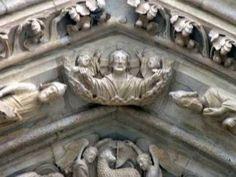 Gnosis - El Triple Portal  De la Catedral de Notre Dame de Paris