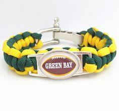 Snazzy NFL Paracord Survival Bracelets