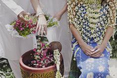 siraman - traditional ceremony