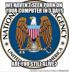 government looking at porn on your computer