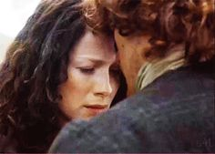 The way he kisses her ring (from him) - so emotional - last 20 mins of this episode - just a sensational piece of TV and acting by both Sam and Cait