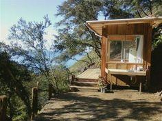 Big Sur Cottage Rental: Romantic Ocean View Vintage Trailer Eco Retreat   HomeAway