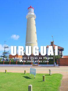Visitar Uruguai: roteiros, guia de melhores destinos para viajar, fotos, transportes, alojamento, restaurantes, dicas de viagem e mapas.