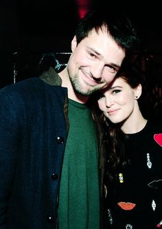 Danila Kozlovsky & Zoey Deutch at the Vampire Academy Movie Music Party (February 3rd, 2014)