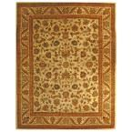 Antiquity Gold 9 ft. 6 in. x 13 ft. 6 in. Area Rug