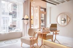 Josefinas Portugal Nolita boutique in New York by Christian Lahoude Studio