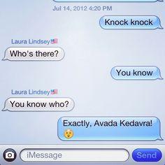 Best knock knock joke ever haha