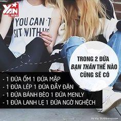 TAG ĐỨA BẠN THÂN CÒN LẠI VÀO ĐÂY XEM NÀO :))) #yannews