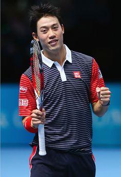 錦織 最終戦 準決勝進出の快挙 - テニス365 | tennis365.net