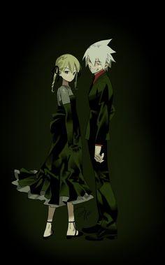 Soul Eater 2, Soul And Maka, Anime Soul, Anime Characters, Fictional Characters, Cool Girl, Manga Anime, Character Design, Couples