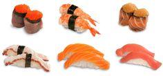 Pairs of sushi - Mori Sushi / Ohta
