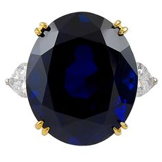 1stdibs - VAN CLEEF & ARPELS Sapphire and Diamond  Ring explore items from 1,700  global dealers at 1stdibs.com