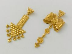 Just Pendant from the gold factory   a) 8.000 gm, Rs.27, 900/- b) 6.000 gm, Rs.20,900/-