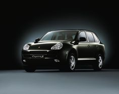 Un símbolo de mayores prestaciones y elevadas reservas de potencia. Porsche Cayenne S 2006
