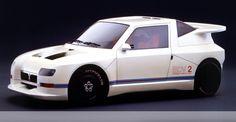 Synthesis design Lancia ECV II