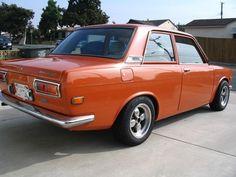 Datsun 510.