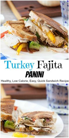 Great way to use leftover turkey after Thanksgiving. Love the fajita flavor with the vegetables #ad