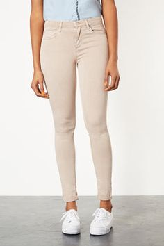 MOTO Bone Leigh Jeans