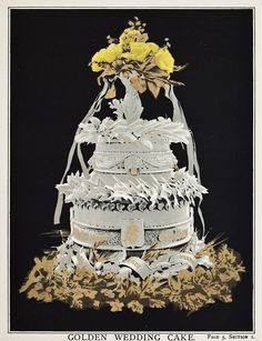 Queen Victoria S Wedding Cake 19th Century Wedding Ideas