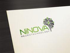 Ninova Neurotechnology / Nöroteknoloji Logo Tasarımı - http://designerkan.com/ninova-neurotechnology-noroteknoloji-logo-tasarimi/