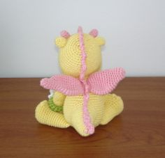 Crochet Baby Dragon The Cutest Free Patterns | The WHOot