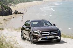 The 2015 Mercedes Benz GLA