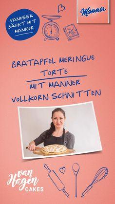 Meringue, Hagen, Manners, Dessert, About Me Blog, Food, Sweet Recipes, Meringue Pie, Fried Apples