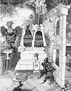 çizgili masallar: Gennady Kalinovsky, Alice's Adventures in Wonderland Part 2