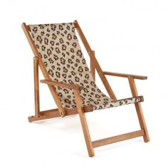 Leonine Arm Chair; one of my favorite items by House of Hackney-brilliant!